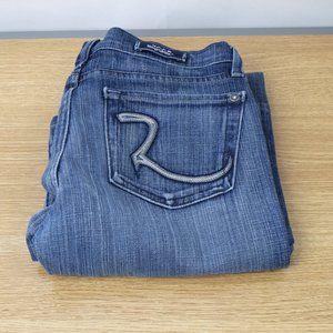 Rock & Republic Kiedis Bootcut 28 (31 X 32) Jeans